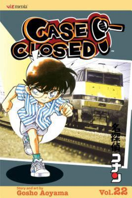 Case Closed Vol 22