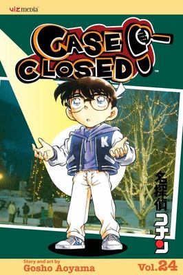Case Closed Vol 24