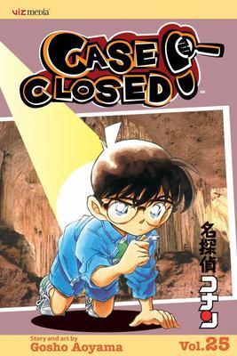 Case Closed Vol 25