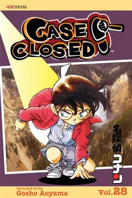 Case Closed Vol 28