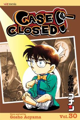 Case Closed Vol 30