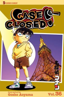 Case Closed Vol 36 With a Bang