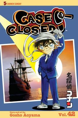 Case Closed Vol 42