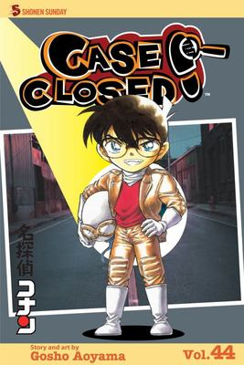 Case Closed Vol 44