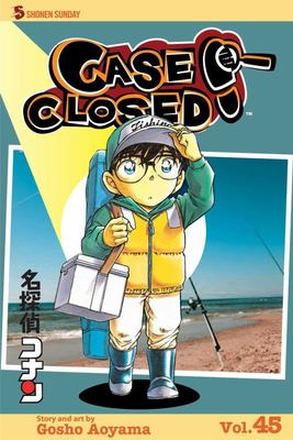 Case Closed Vol 45 Dead Calm