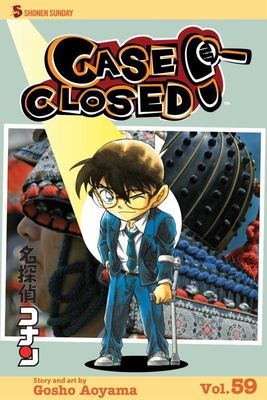 Case Closed Vol 59 Hair Today, Gone Tomorrow