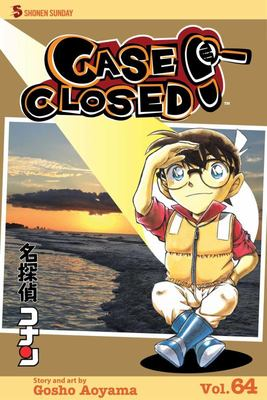 Case Closed Vol 64 Old Scars
