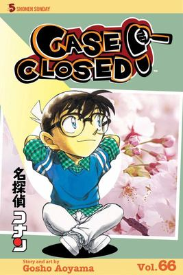 Case Closed Vol 66 Cherry Blossom Confidential