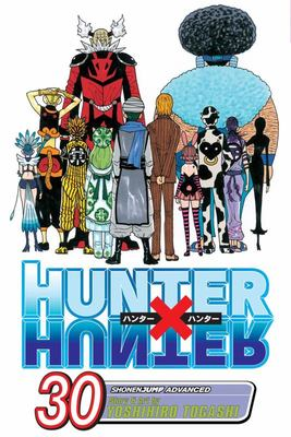 Hunter x Hunter, Vol. 30