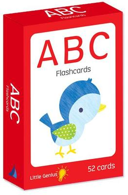 Lil Genius Flashcards ABC