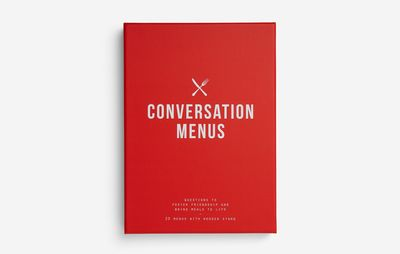 School of Life Conversation Menus