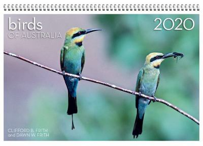 2020 Birds of Australia Wall Calendar
