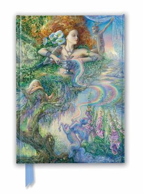 Josephine Wall: the Enchantment (Foiled Journal)