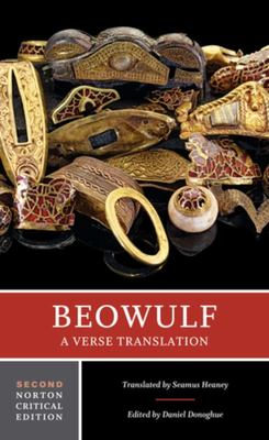 Beowulf - A Verse Translation - Authoritative Text, Contexts, Criticism