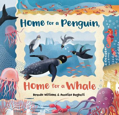 Home for a Penguin, Home for a Whale (PB)