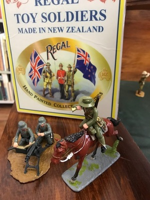 Regal Toy Soldiers