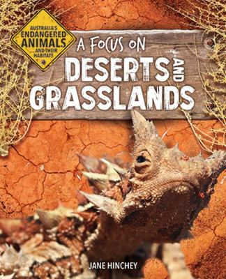Australia's Endangered Animals: A focus on Deserts and Grasslands