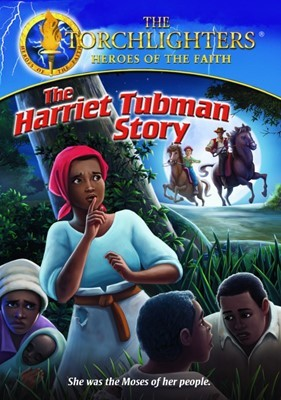DVD The Harriet Taubman Story