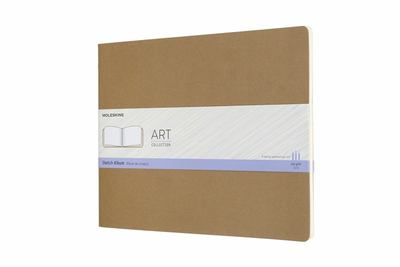 Art Sketch Album XXL Kraft Brown