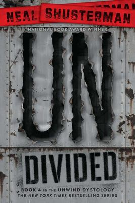 UnDivided (Unwind Dystology #4)