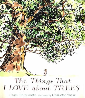 The Things That I LOVE about TREES