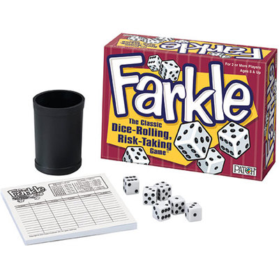 Farkle: The Classic Dice-Rolling, Risk-Taking Game