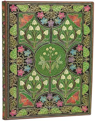 Paperblanks FB Poetry Bloom, Midi, Lin,240pp