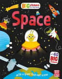 Space - Big Stickers for Tiny Hands