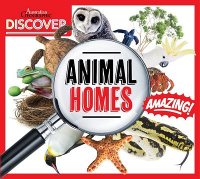Discover Animal Homes