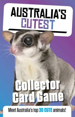 Australia's Cutest Collector Card Game