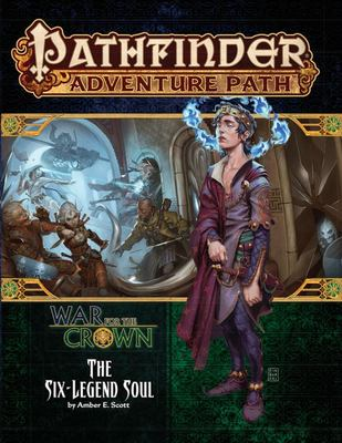 Pathfinder Adventure Path - The Six-Legend Soul