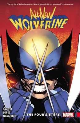 All-New Wolverine Vol. 1