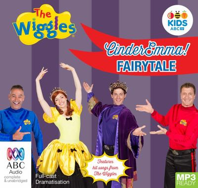 The Wiggles - Cinder Emma! Fairytale
