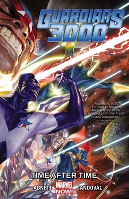 Guardians 3000 Volume 1: Time After Time