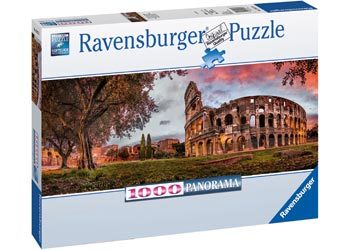 Ravensburger - Sunset Colosseum Puzzle 1000pc