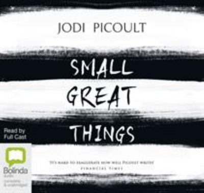 Small Great Things audio