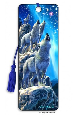 Northern Choir 3D Bookmark