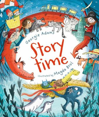 Storytime: A Treasury of Times Tales