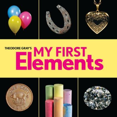 My First Elements (Board Book)