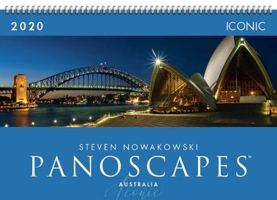 2020 Iconic Panoscapes Wall Calendar
