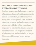 You Are Capable Card