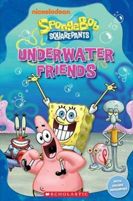 SpongeBob Squarepants Underwater Friends