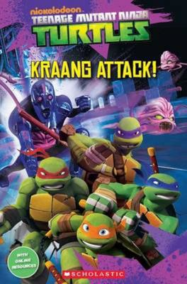 Teenage Mutant Ninja Turtles: Kraang Attack! Level 2