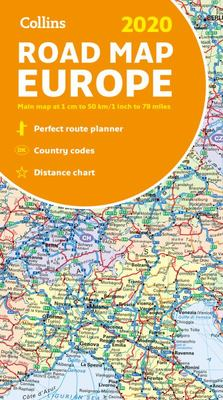 Collins 2020 Road Map Europe