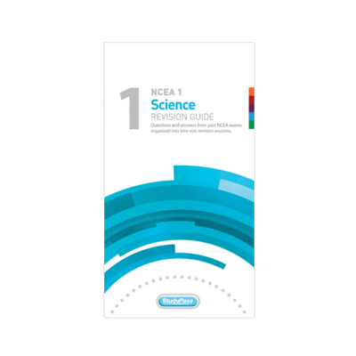 StudyPass NCEA Lev. 1 Science Revision Guide 2019