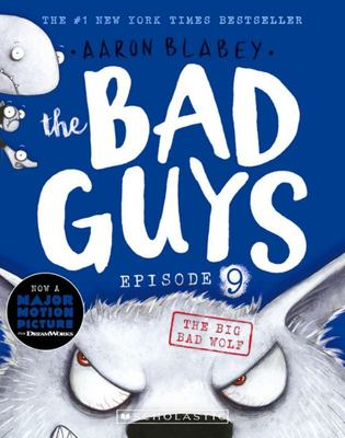 The Big Bad Wolf (Bad Guys #9)