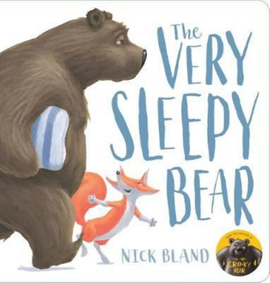 The Very Sleepy Bear (Board Book)