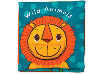 Wild Animals -  lift the flap cloth book