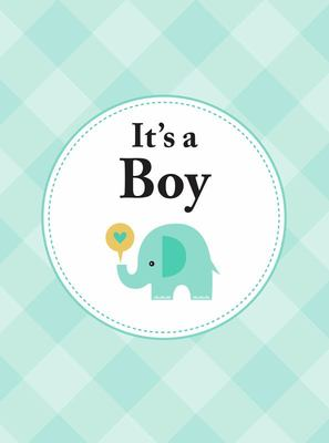 It's a Boy - The Perfect Gift for Parents of a Newborn Baby Son