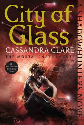 City of Glass US edition
